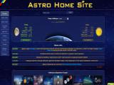 Astro Home Site — астрономія, космос, всесвіт