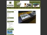KWALITA - студія меблів, штучного каменю та більярдних столів