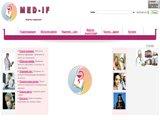 Приватний сайт медичної інформації