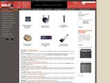 Інтернет магазин музичних інструментів і DJ устаткування MUZSWEET