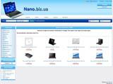 Інтернет-магазин електроніки Nano