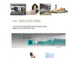 3д візуалізація, моделювання, дизайн інтер'єру на замовлення