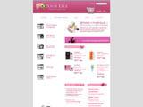 Інтернет-магазин косметики та парфумів Pour Elle