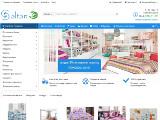 Интернет-магазин домашнего текстиля Saltan