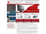 Брокерське обслуговування на ринці Форекс від компанії Broco