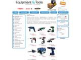 Интернет-магазин Оборудование и инструмент
