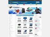 Інтернет-магазин цифрової техніки FORMAT.if.ua